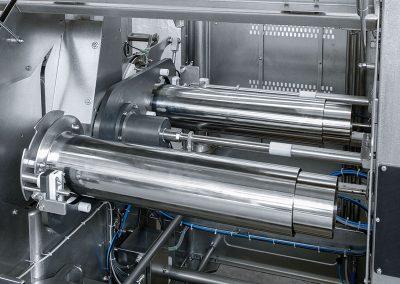 Cambio tubo automatico.  Solo per versioni: BA-N, BA-S