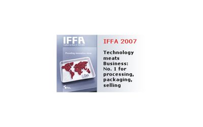 IFFA 2007, a worldwide event