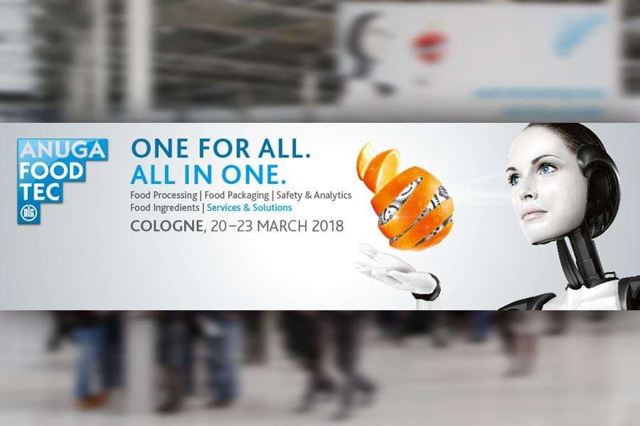 Inox Meccanica will exhibit at Anuga FoodTec