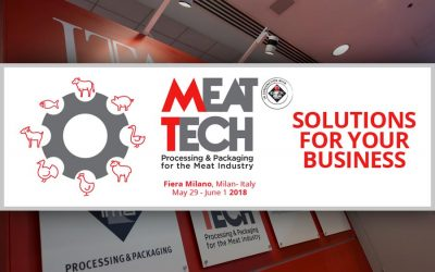 Inox Meccanica will exhibit at MEAT-TECH