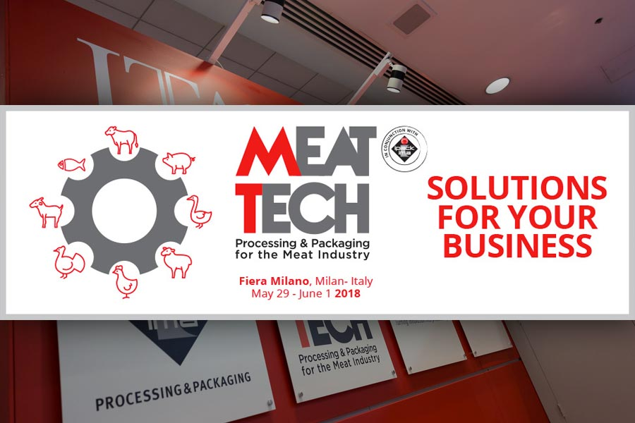 Inox Meccanica will exhibit at MEAT-TECH