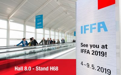 Inox Meccanica will exhibit at IFFA 2019